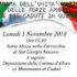 Banner Giornata dell'unità nazionale delle forze armate e dei caduti in guerra - Donori - 5 Novembre 2018 - ParteollaClick