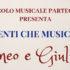 Banner Senti che Musica, guida all'ascolto del poema sinfonico Romeo e Giulietta - Dolianova, Villa de Villa - 10 Novembre 2018 - ParteollaClick