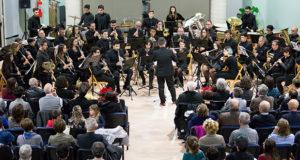 Foto al Concerto di Natale del Circolo Musicale Parteollese - 9 Dicembre 2018 - Dolianova - ParteollaClick
