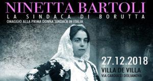 Banner Laboratorio di teatroterapia in ricordo di Ninetta Bartoli, la prima donna sindaco in Italia - Dolianova - 27 Dicembre 2018 - ParteolaClick