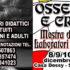 Banner Osserva e Crea, mostra d'arte e laboratori didattici - Settimo San Pietro - Dall'8 all'11 Dicembre 2018 - ParteollaClick