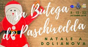 Banner Sa Butega de Paschixedda, la magia del Natale nel centro del Parteolla - Dolianova - 8, 15 e 22 Dicembre 2018 - ParteollaClick
