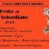 Banner Festa di San Sebastiano Martire - Chiesa di San Sebstiano, Dolianova - Dal 16 al 21 Gennaio 2019 - ParteollaClick