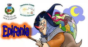 Banner Spettacoli, giochi e animazione per l'Epifania 2019 - Soleminis - 5 Gennaio 2019 - ParteollaClick