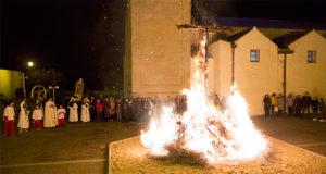 Foto alla Festa Sant'Antonio Abate - Donori - 17 Gennaio 2019 - ParteollaClick