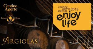Banner Argiolas Cantine Aperte 2019 - Serdiana - 26 Maggio 2019 - ParteollaClick