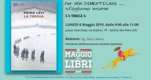 Banner Il Maggio dei Libri 2019, campagna di promozione alla lettura - Settimo San Pietro - 6 Maggio 2019 - ParteollaClick