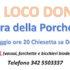 Banner Sagra della Porchetta 2019 - Donori, Parco di Sa Defenza - 25 Maggio 2019 - ParteollaClick