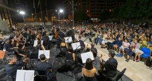 Banner Concerto di musica sinfonica dell'Orchestra del Teatro Lirico di Cagliari - Dolianova- 3 Agosto 2019 - ParteollaClick
