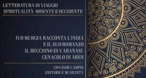 Banner Serata di Letteratura di viaggio, spiritualità, Oriente e Occidente, cibo e musica con Ivo Murgia - Dolianova - 7 Settembre 2019 - ParteollaClick