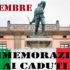 Banner Celebrazione della Commemorazione ai Caduti 2019 in Piazza Brigata Sassari - Dolianova - 4 Novembre 2019 - ParteollaClick