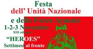 Banner Heroes Settimesi al fronte XIIIª edizione Mostra Fotografica sui soldati di Settimo - Settimo San Pietro, Casa Dessy - Dall'1 al 3 Novembre 2019 - ParteollaClick