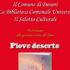 Banner Presentazione del libro PIOVE DESERTO di e con Ciro Auriemma e Renato Troffa - Donori - 13 Dicembre 2019 - ParteollaClick