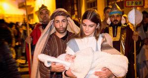 Foto alla Sacra rappresentazione del PRESEPE VIVENTE - Donori - 29 Dicembre 2019 - ParteollaClick