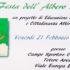 Banner Festa dell'Albero 2020 nel Campo Sportivo Comunale Salvatore Aresu - Donori - 21 Febbraio 2020 - ParteollaClick