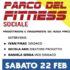 Banner Presentazione e inaugurazione del PARCO DEL FITNESS SOCIALE - Dolianova - 22 Febbraio 2020 - ParteollaClick
