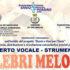 Banner Concerto vocale-strumentale CELEBRI MELODIE - Dolianova, Cattedrale di San Pantaleo - 30 Giugno 2020 - ParteollaClick