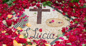Banner Festeggiamenti in onore di Santa Lucia e Sant'Antonio di Padova - Barrali - Dal 4 al 6 Luglio 2020 - ParteollaClick