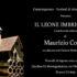 Banner Presentazione del libro IL LEONE IMBRIGLIATO di Maurizio Coccia - Donori - 28 Agosto 2020 - ParteollaClick
