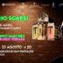 Banner Vittorio Sgarbi a San Pantaleo per un viaggio nello stile arichetettonico romanico sardo - Dolianova - 23 Agosto 2020 - ParteollaClick
