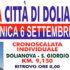 Banner COPPA CITTÀ DI DOLIANOVA, cronoscalata ciclistica individuale - Dolianova - 6 Settembre 2020 - ParteollaClick
