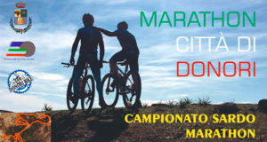 Banner MARATHON CITTÀ DI DONORI 2020, gara di mountain bike cross country - Donori - 20 Settembre 2020 - ParteollaClick