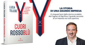 Banner Presentazione del libro CUORE ROSSOBLÙ di e con Luca Telese - Barrali - 9 Settembre 2020 - ParteollaClick