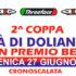 Banner 2ª COPPA CITTÀ DI DOLIANOVA 2021 - Dolianova - 27 Giugno 2021 - ParteollaClick