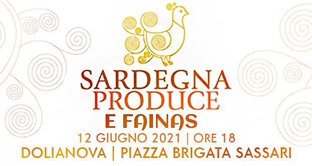 Banner SARDEGNA PRODUCE E FAINAS, mercatino itinerente degli artigiani - Dolianova - 12 Giugno 2021 - ParteollaClick