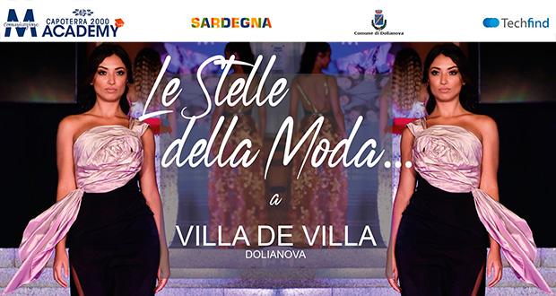 Banner Le Stelle della Moda a Villa de Villa - Dolianova - 17 Settembre 2021 - ParteollaClick