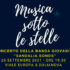 Banner Musica sotto le stelle, concerto della Banda Giovanile SANDALIA SONOS - Dolianova - 25 Settembre 2021 - ParteollaClick