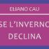 Banner Presentazione del libro SE L'INVERNO DECLINA di Eliano Cau - Serdiana - 25 Settembre 2021 - ParteollaClick