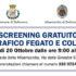 Banner Giornata di screening gratuito fegato e colecisti - Dolianova - 20 Ottobre 2021 - ParteollaClick